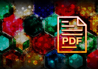 Text Analytics of PDF Technical Documents