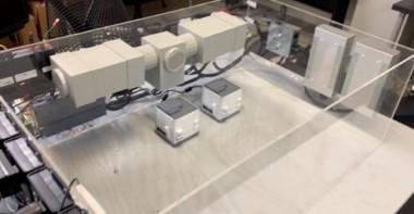Micro-Model Machine Shop Simulator