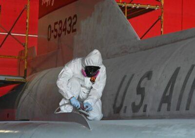 Webinar: Paint Hangar Environmental Monitoring